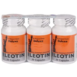 Eleotin Male Cleansing and Empowerment Capsules (Custom)